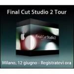 Andate dietro le quinte con il Final Cut Studio 2 Tour