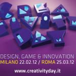 Creativity Day: una giornata per la creatività in digitale