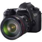 Il poker di Canon: la 6D, nuova EOS full frame, e…