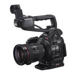 Canon EOS C100, il Super 35 per tutti