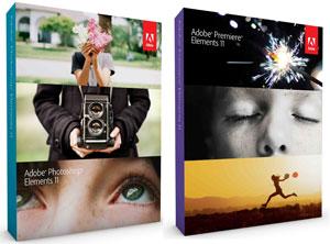 Adobe: ecco i nuovi Photoshop Elements 11 e Premiere Elements 11