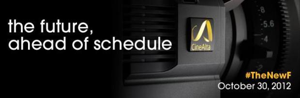 Sony, nuova CineAlta F il 30 ottobre?