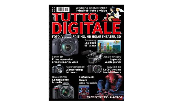 Tutto Digitale 78 è disponibile in edicola e sul web