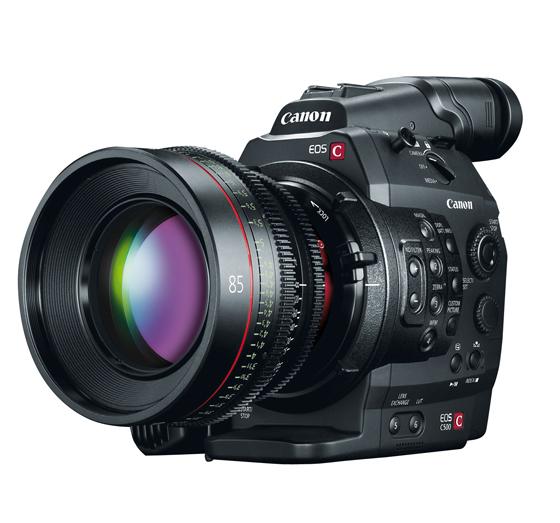 Videocamera Canon Cinema EOS C500