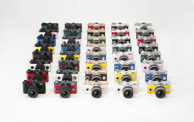 Pentax Q-S1 40colors