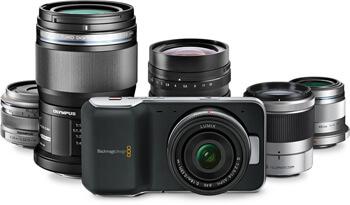 Blackmagic Pocket Cinema Camera, estate a metà prezzo