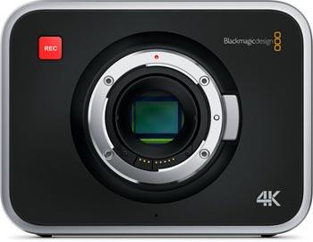 Blackmagic Production Camera 4K, prime impressioni dal test