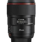 Canon, arriva l'EF 35mm f/1,4L II USM