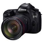 Canon, la prima reflex con 120 MP