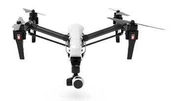 DJI Inspire 1, ecco il drone 4K
