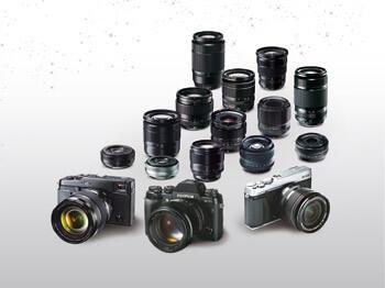 Fujifilm: fino a 500 euro di rimborso su fotocamere e ottiche X