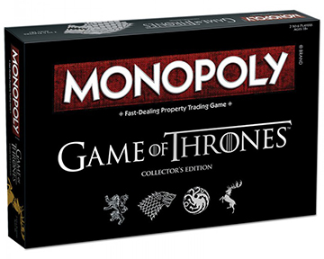 Monopoly Game of Thrones, imperdibile!