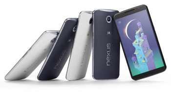 Google dà i numeri: ecco Nexus 6 e 9
