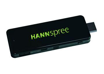 Hannspree Micro-PC, il computer da tasca