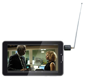 iKonia Pico TV, digitale terrestre su tablet e smartphone