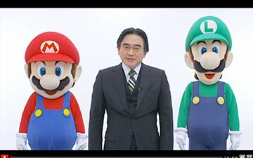 Satoru Iwata, il presidente rivoluzionario