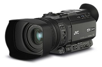 JVC, nuovi camcorder 4K