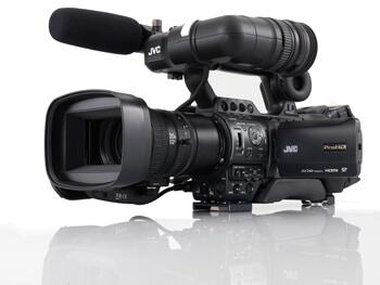 JVC, nuove videocamere a spalla GY-HM850 e GY-HM890