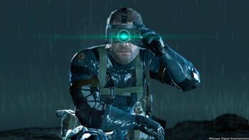 Konami, le ultime su Metal Gear Solid V: Ground Zeroes