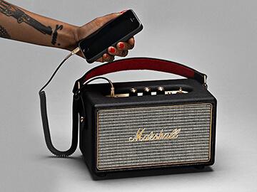 Kilburn, gli amplificatori con l'anima rock