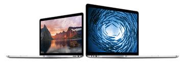 Apple, si aggiornano MacBook Pro e MacAir
