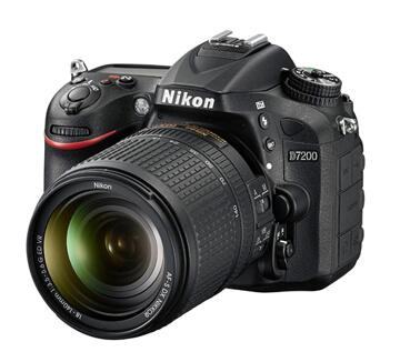 Nikon, arriva la D7200, top di gamma fra le reflex DX