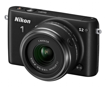Nikon 1 S2, entry-level senza specchio