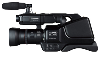 Panasonic AJ-PX270, AG-AC8 e Varicam, dalla palmare al 4K