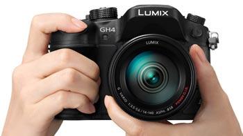 Panasonic Lumix GH4, primi dettagli sul prezzo