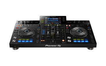 Pioneer DJ XDJ-RX, sistema all-in-one da (s)ballo
