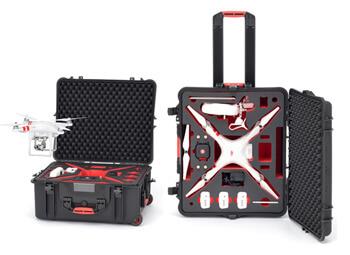 HPRC, borse e valigie per i droni