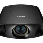 Sony, tre nuovi proiettori per home theater