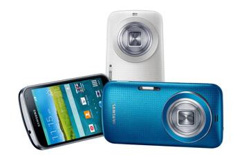 Samsung Galaxy K Zoom, nuovo cameraphone