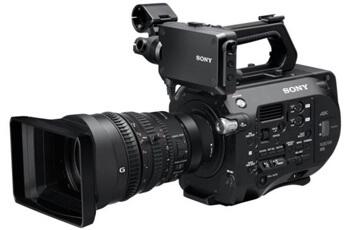 Sony XDCAM PXW-FS7, cinema a basso costo
