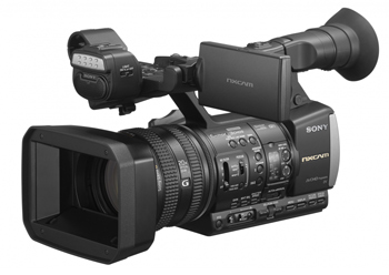 Sony HXR-NX3, NXCAM con 3CMOS
