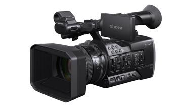 Sony PXW-X160, nuovo camcorder 'pro' 3CMOS