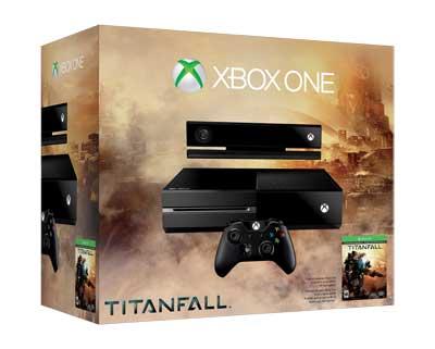 Titanfall, arriva il bundle con Xbox One
