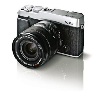 Fujifilm X-E2, nel segno della velocità