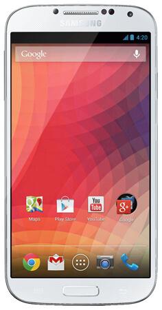 Google I/O, presentato il Galaxy S4 'Nexus'