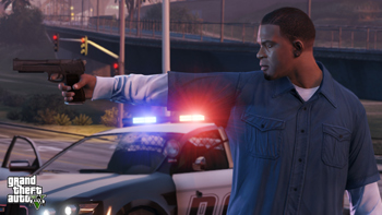 Primo video di gameplay per GTA V