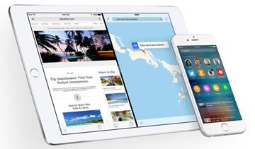iOS 9 ai nastri di partenza