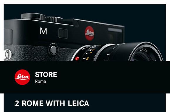 2 Rome with Leica: il Leica Store compie due anni