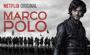 Marco Polo in 4K, in streaming su Netflix
