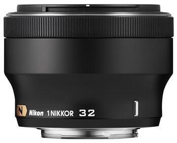 Nikon, un 32mm luminoso per le CSC 1
