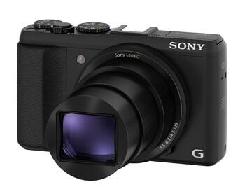 Sony Cyber-shot HX50 e HX50V, due compatte 30x