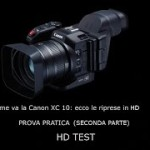 CANON XC10 TEST VIDEO (II PARTE)