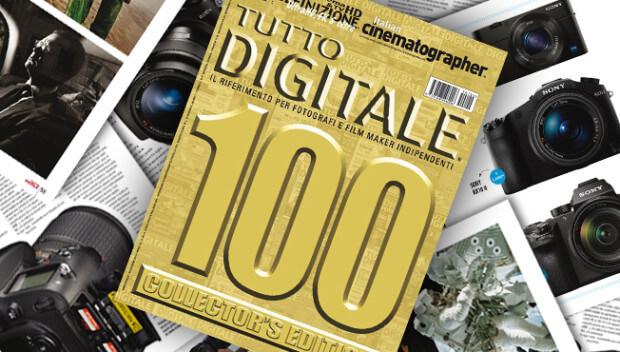 Disponibile online, e in edicola, ecco il nuovo fascicolo, un numero davvero da collezione… il 100!