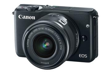Mirrorless Canon M10, la III generazione