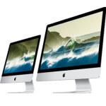 Apple aggiorna la famiglia iMac, con nuovi display Retina 4K e 5K