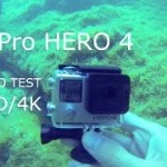 GoPro HERO 4 VIDEO TEST UHD/4K